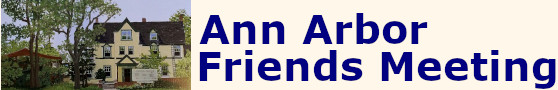 Ann Arbor Friends Meeting Logo